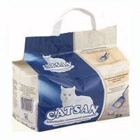 """Наполнитель """"Catsan"""" для кошачьего туалета, комкующийся"""