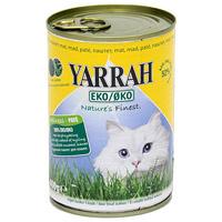 """Корм для кошек """"Yarrah"""", паштет куриный"""