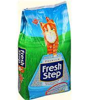 """Наполнитель """"Fresh Step"""" для кошачьего туалета"""