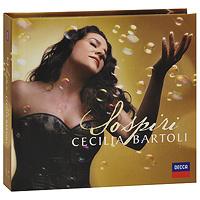Cecilia Bartoli. Sospiri (2 CD). Купить.