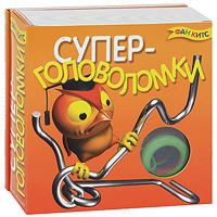 """Набор для творчества """"Суперголоволомки"""""""