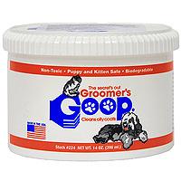 """Паста для очистки шерсти домашних животных """"Groomer's Goop Degreaser"""", обезжиривающая"""