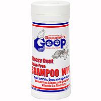 "Чистящие салфетки для домашних животных ""Groomer's Goop Rinse-Free Wipes"""