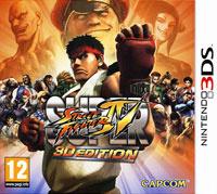 Super Street Fighter IV: (3DS)