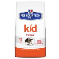 """Корм сухой Hill's """"Feline k/d"""" для кошек, при заболеваниях почек"""
