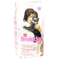 """Корм сухой Brekkies Excel """"Urinary Care"""" для взрослых кошек, профилактика заболеваний уринарного тракта"""