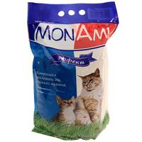 """Наполнитель MonAmi """"Эффект"""" для кошачьего туалета"""