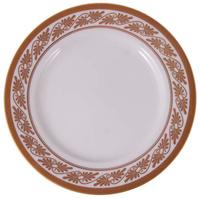 тарелка. фарфор, ручная роспись, позолота. западная европа, фаберже, вторая половина хх века