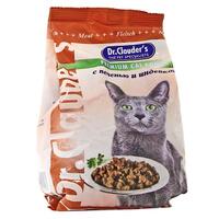 """Корм сухой """"Dr. Clauder's"""", для кошек, с печенью и индейкой"""