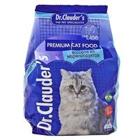 """Корм сухой """"Dr. Clauder's"""", для кошек, ассорти из морепродуктов"""