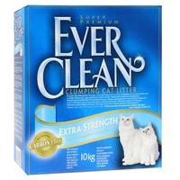 """Наполнитель Ever Clean """"Extra Strength"""" для кошачьего туалета, для чувствительных к запахам кошек"""