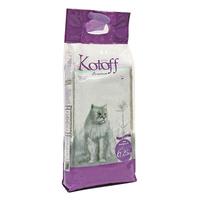 """Наполнитель Kotoff """"Classic"""", для кошачьего туалета, комкующийся"""