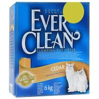 """Наполнитель Ever Clean """"Сedar"""" для кошачьего туалета, с ароматом кедра"""