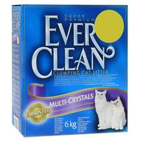"""Наполнитель Ever Clean """"Multi-Crystals"""" для кошачьего туалета"""