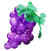 """Головоломка 3D """"Виноград"""", цвет: фиолетовый"""