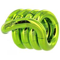 "Змейка ""Tangle"", цвет: зеленый"