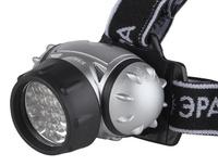 Налобный фонарь ЭРА G18 пригодится при работе в затемненных местах, ночной прогулке.