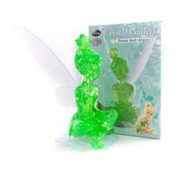 Фея Динь-Динь. Объемный 3D-пазл, 43 элемента, цвет: зеленый