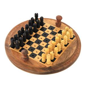 Настольная игра Раджа. Шахматы дорожные