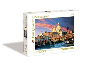 Настольная игра Венеция. Пазл, 4000 элементов