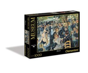 Настольная игра Бал в Мулен де ла Галлет. Пазл, 1000 элементов