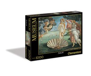 Настольная игра Рождение Венеры. Пазл, 1000 элементов