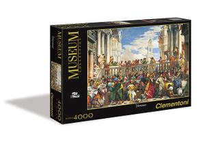 Настольная игра Свадьба в Кане. Пазл, 4000 элементов