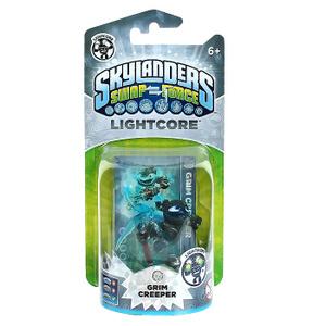Skylanders Swap Force. Интерактивная фигурка Grim Creeper (светящаяся)