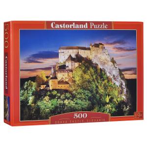 Настольная игра Замок, Словакия. Пазл, 500 элементов
