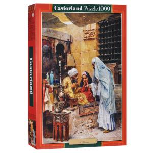 Настольная игра Базар. Пазл, 1000 элементов