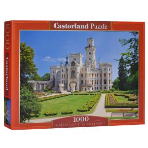 Настольная игра Замок, Чехия. Пазл, 1000 элементов