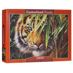 Настольная игра Тигр. Пазл, 1500 элементов