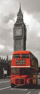 Настольная игра Лондонский автобус, Пазл 170 шт