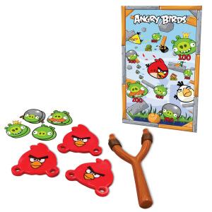 Настольная игра Splat Strike. Angry Birds