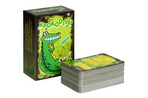 Настольная игра Крокодил. Словесная ролевая игра