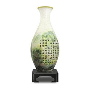 Настольная игра Каллиграфия. Объемный 3D пазл-ваза, 160 элементов