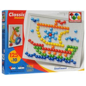 Настольная игра Увлекательное путешествие, Мозаика 125 элементов