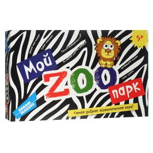 Настольная игра Мой зоопарк