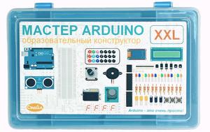 Настольная игра Мастер Arduino: XXL. Электронный конструктор