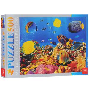 Настольная игра Подводный мир. Пазл, 500 элементов