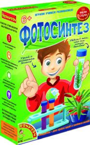 Настольная игра Фотосинтез - японские научно-познавательные опыты Науки с Буки