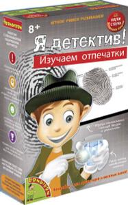Настольная игра Я детектив - японские научно-познавательные опыты Науки с Буки
