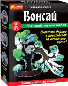 Настольная игра Бонсай (Н) - Японский сад кристаллов
