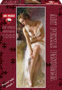 Настольная игра Анжелика (П. Даени), Пазл-панорама 1000 элементов