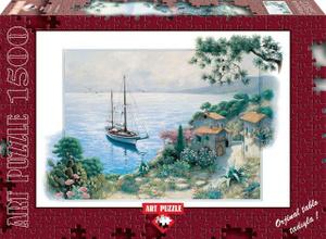 Настольная игра Залив (П.Мотц) Пазл 1500 дет