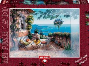 Настольная игра На террасе (Р. Витхаар) Пазл 1500 дет