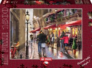 Настольная игра Ночное кафе (Р. Макнейл) Пазл 1500 дет