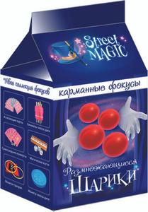 Настольная игра Размножающиеся шарики. Карманные фокусы