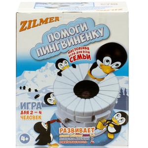 Настольная игра Помоги пингвинёнку