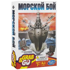 Настольная игра Морской бой, дорожный (B0995)